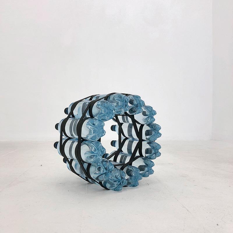 """""""Estrella fugaz"""" expo de Iñaki Chávarri"""