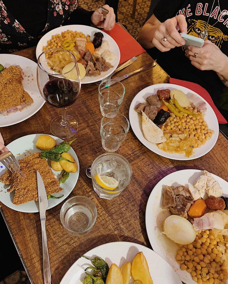 Los Mejores Menús del día de Madrid 2020