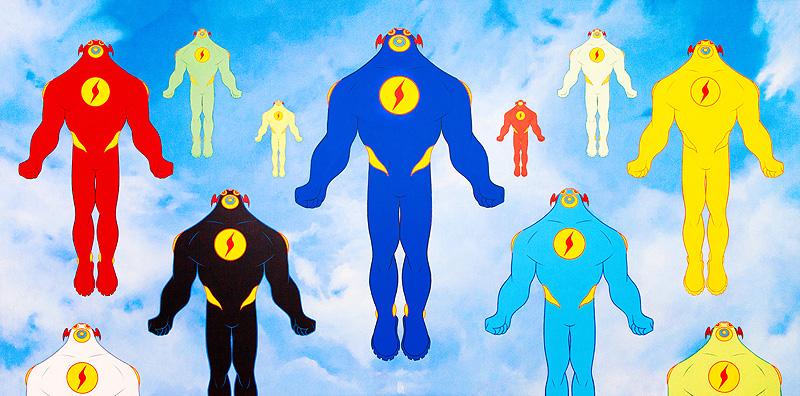 Superdragon: Génesis