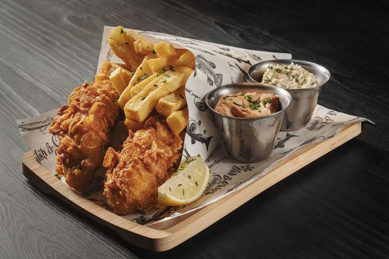 ¿Un buen Fish & Chips en Madrid? Sí, es posible