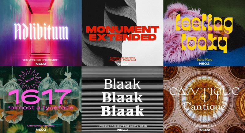 8 tipografías gratuitas que ya deberías tener