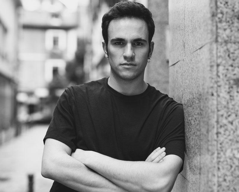 Alejandro Jato, entrevista al actor de Servir y proteger