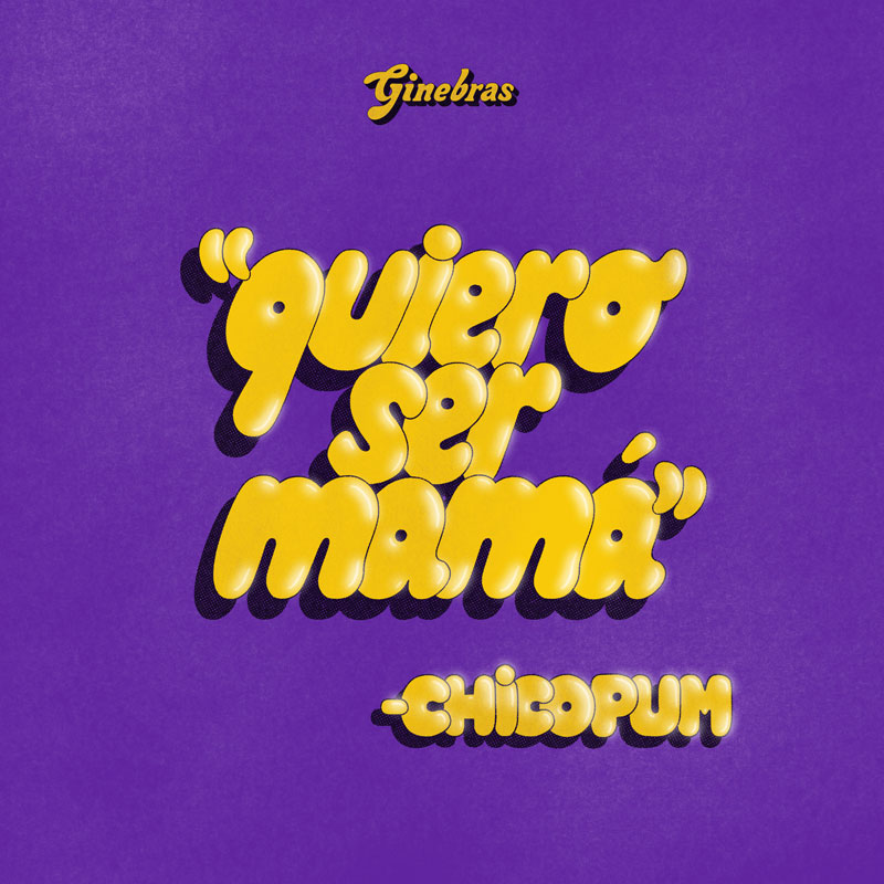 Ginebras lanza un nuevo himno pop: Chico Pum