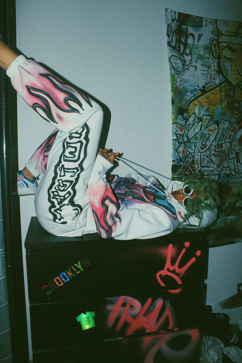 Grafitti Streetwear: Grimey x Shirt King Phade