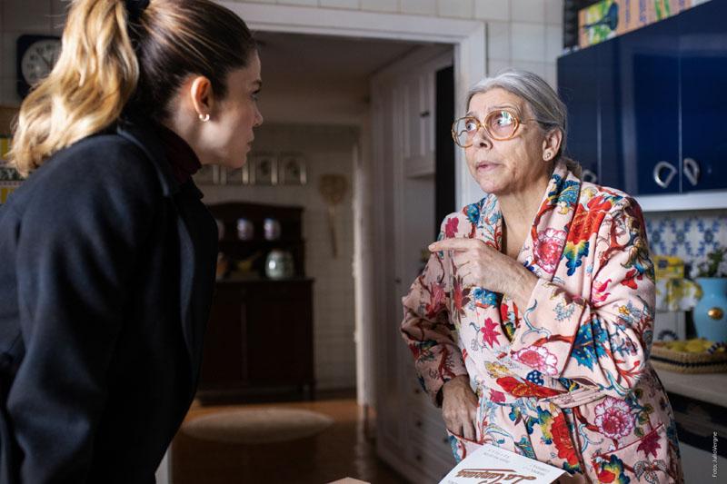 Juana Acosta nos habla de su película, El inconveniente