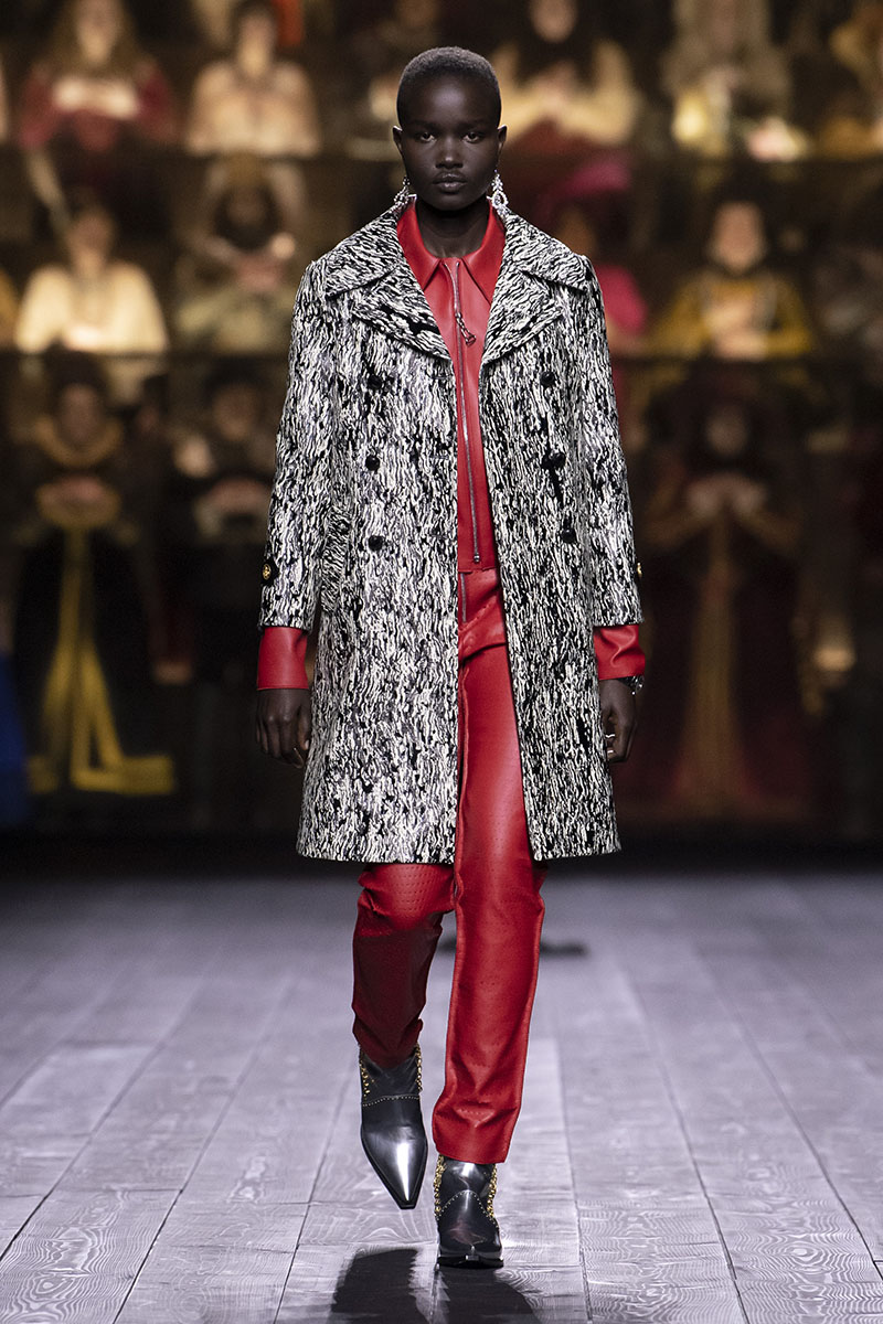 Louis Vuitton FW20: Un choque de épocas