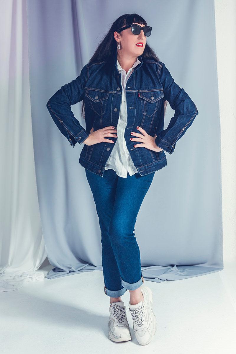 Levi's Sculpt: Los jeans que se adaptan a ti