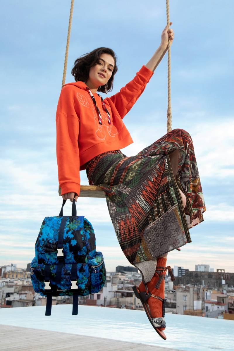 Sueña con las nuevas mochilas de Desigual