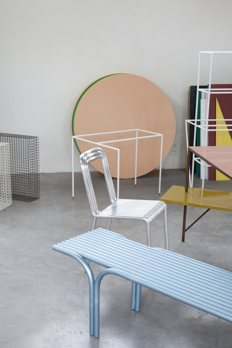 Muller Van Severen y su nueva colección Alltubes