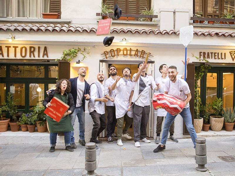 Trattoria Popolare: genuino sabor napolitano y de más allá