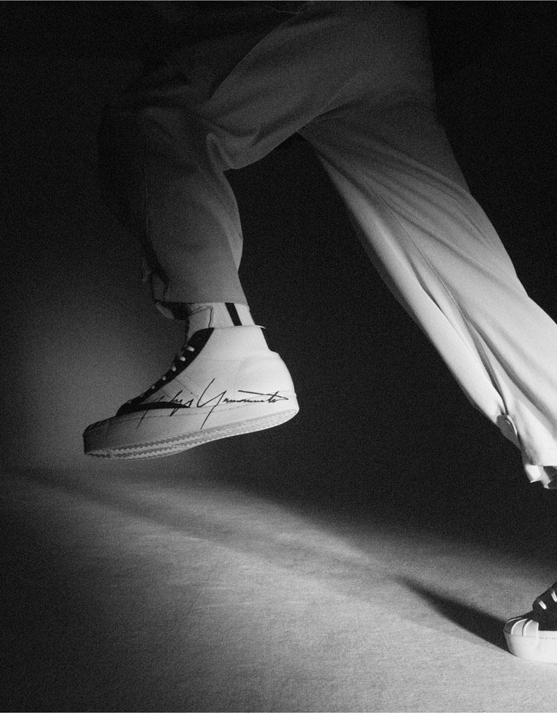 Las adidas Superstar por Yohji Yamamoto para Y-3
