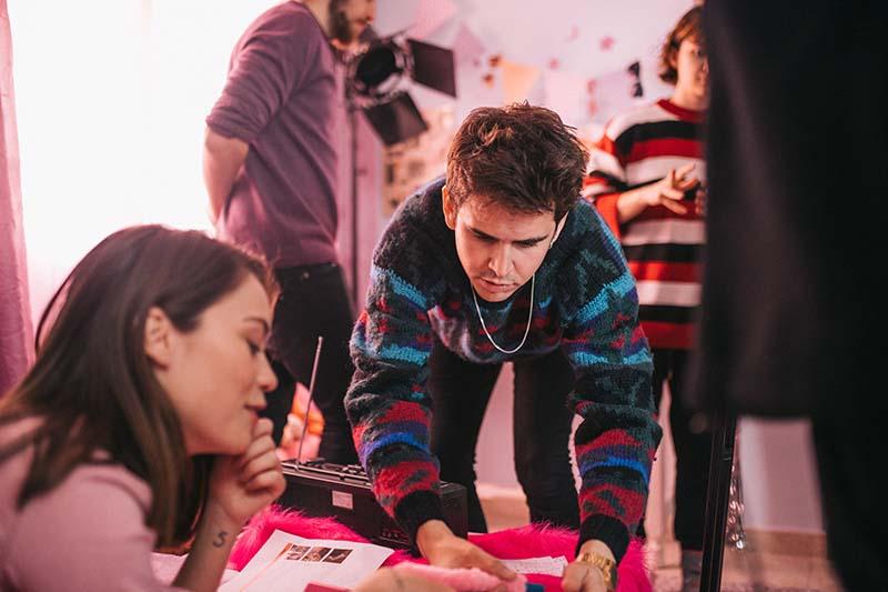Alberto de Santos dirige los videoclips más guays
