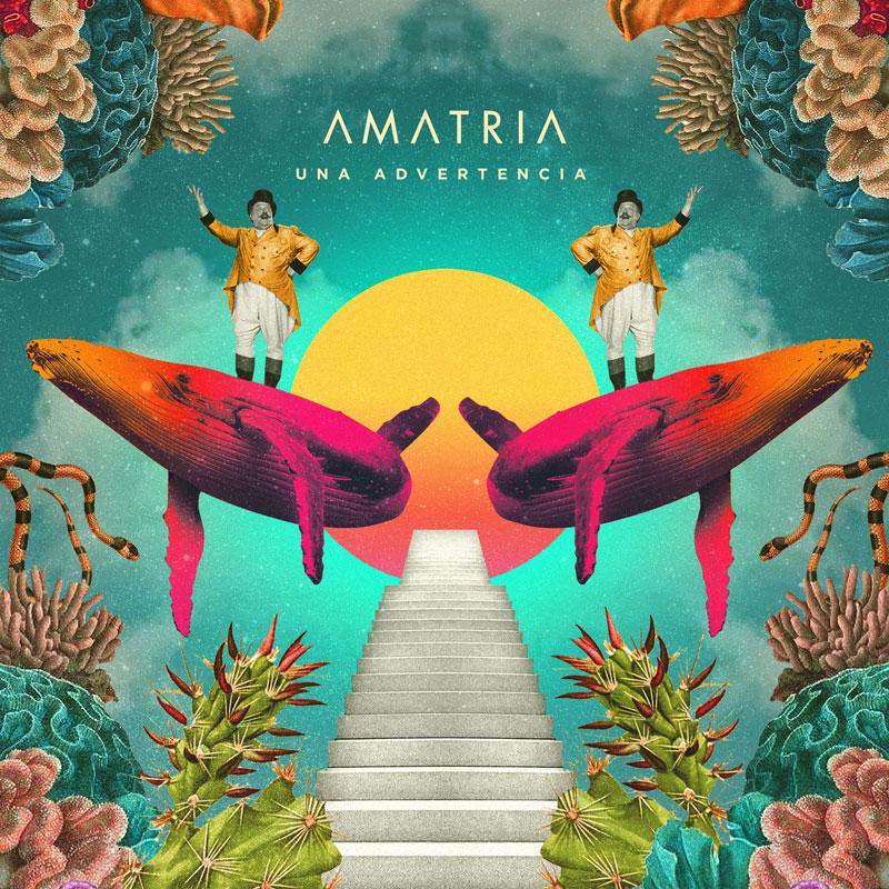 El esperado quinto álbum de Amatria