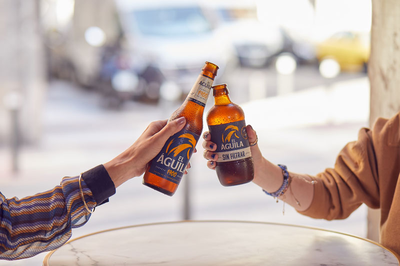 Cerveza El Águila nos inspira el aperitivo en casa