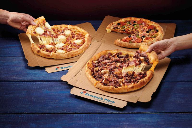 Domino's Pizza presenta su Cheddapeño Roll