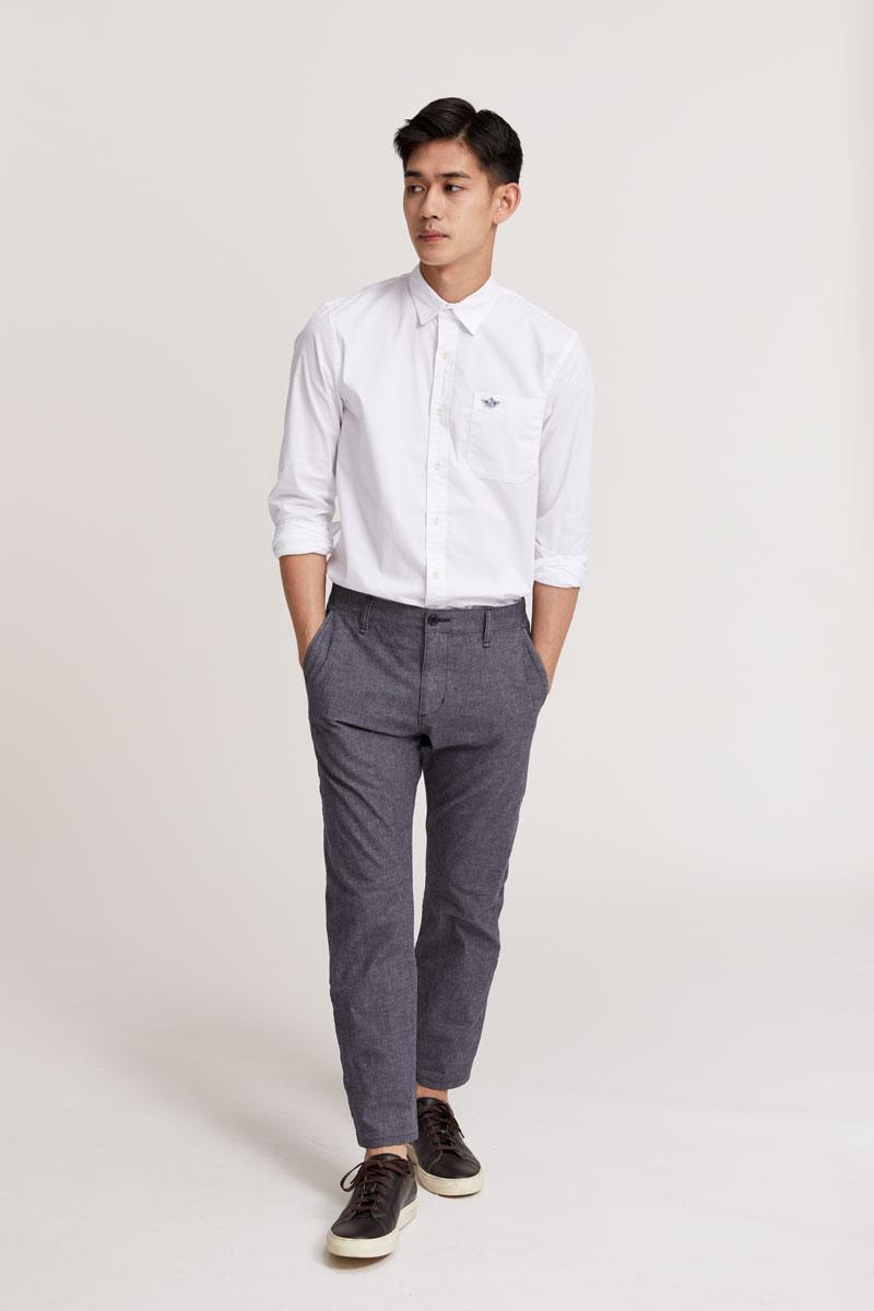 Dockers presenta la guía masculina de estilo para trabajar