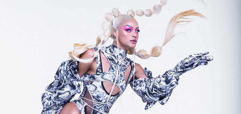 Pabllo Vittar, mucho más que drag queen