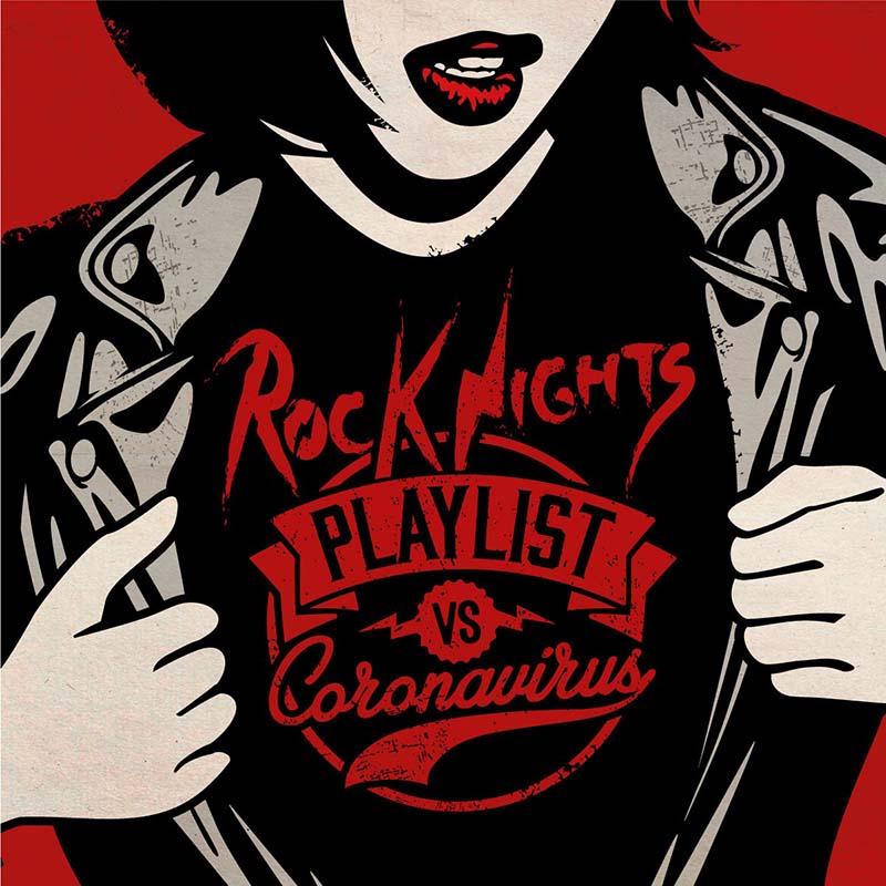 Rock Nights vs Coronavirus, la playlist imprescindible