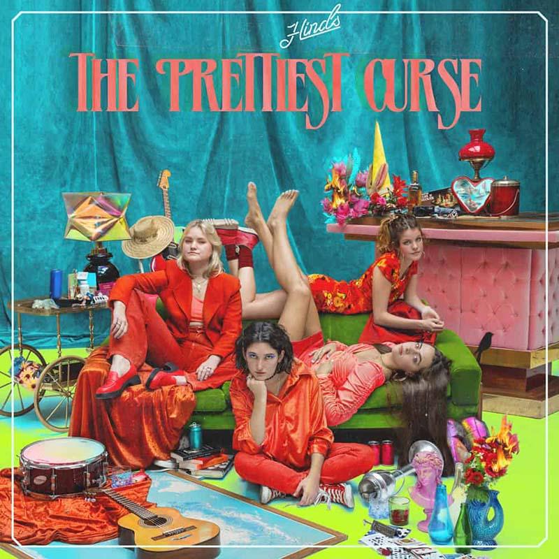 The Prettiest Curse es el tercer disco de Hinds