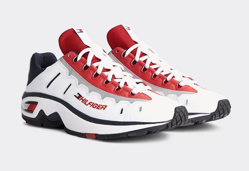 Las zapatillas de Tommy Hilfiger edición limitada