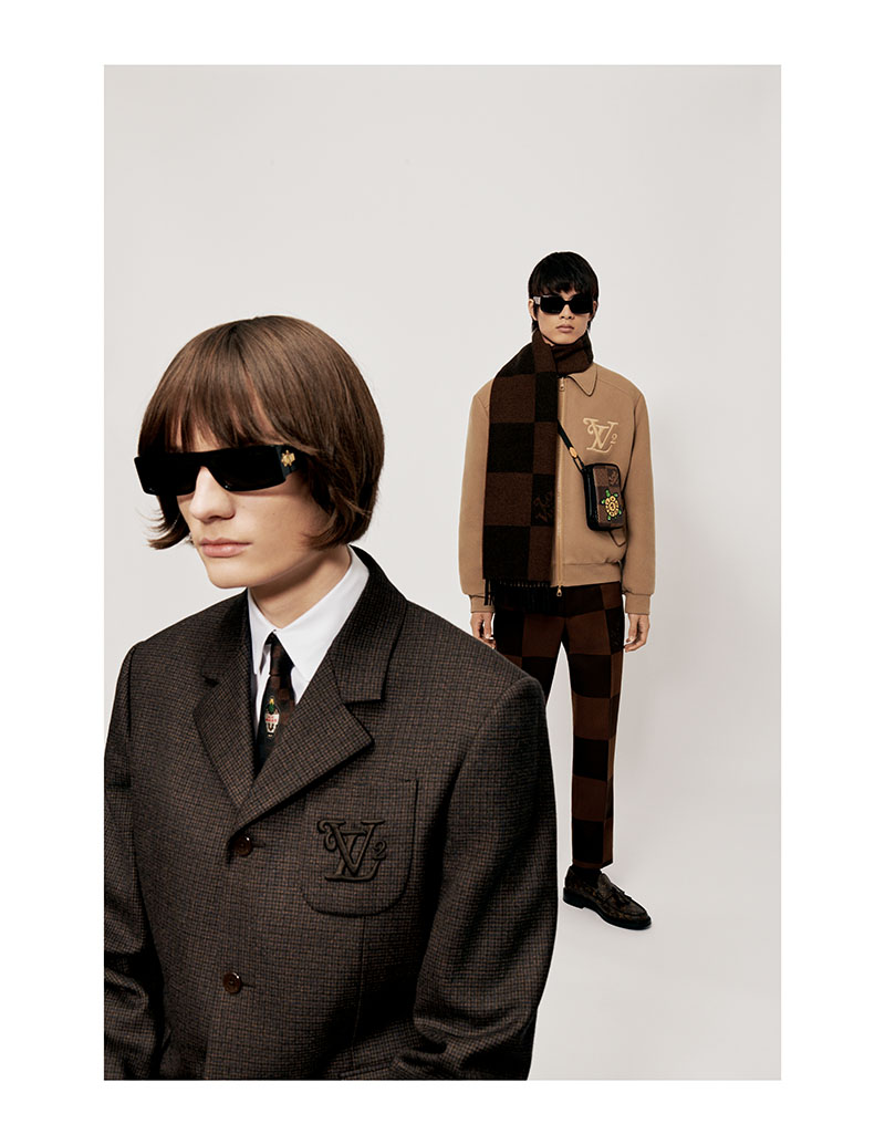 Louis Vuitton elevado al cuadrado