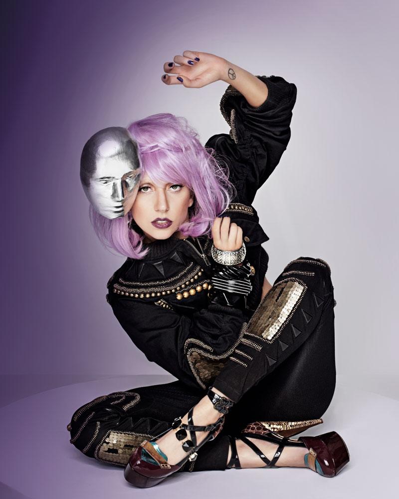 Lady Gaga hace 11 años portada de Neo2