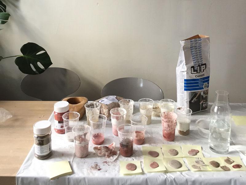 Omayra Maymó crea Malta I a partir de desechos de cebada