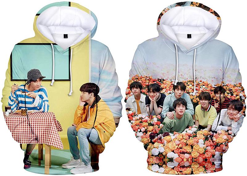 BTS y el merchan de la banda de K-Pop más estilosa