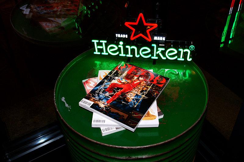 Heineken dona más de 25 millones de euros por el Covid-19