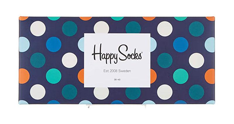 Los calcetines también visten, Happy Socks Dressed