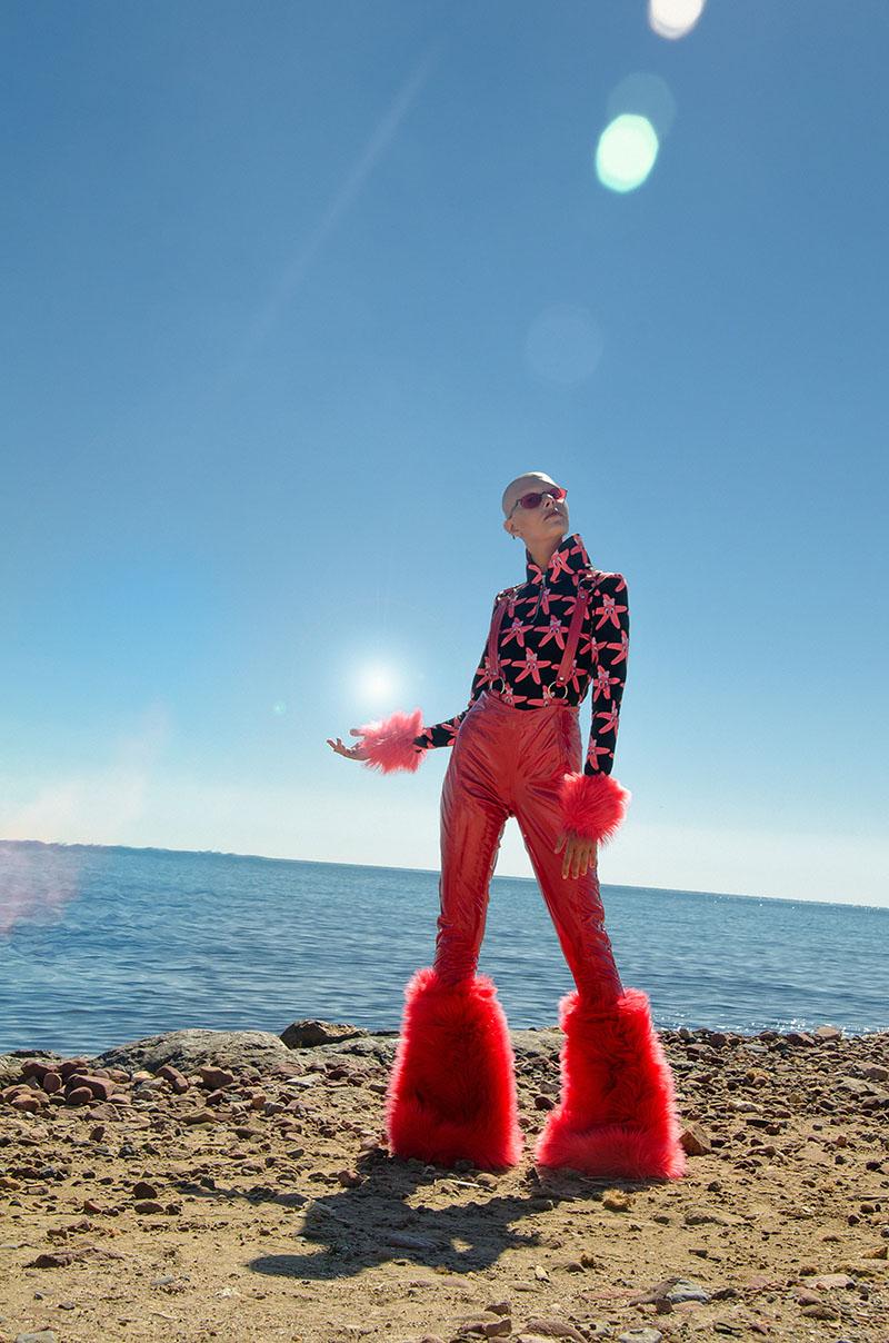 La moda extraterrestre de Sunday Morning