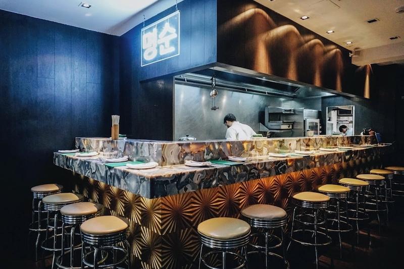 Entrevista con el chef Luke Jang del restaurante Luke