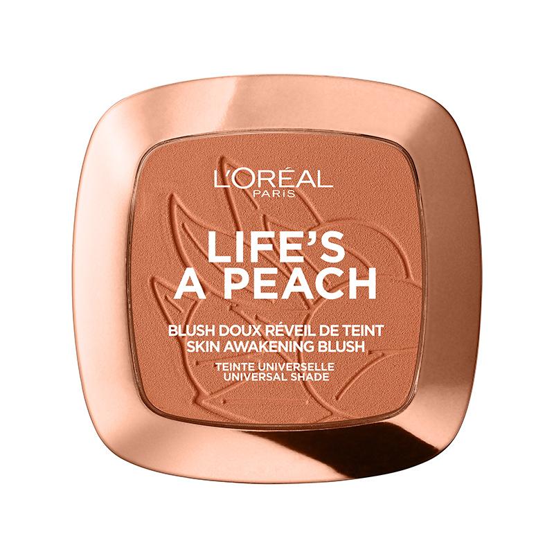 Maquillaje natural en cuatro pasos