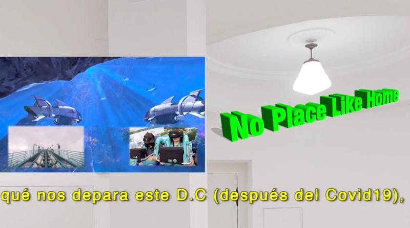 'No Place Like Home' expo