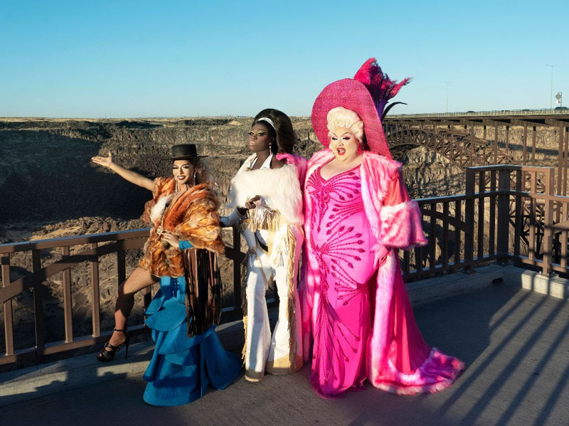 We're here: las drag que revolucionan la América profunda