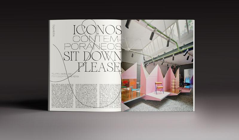 Yarza Twins y el nuevo diseño de Neo2 magazine