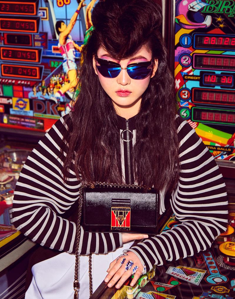 Louis Vuitton: Viaje a los 80, la era dorada de las arcade