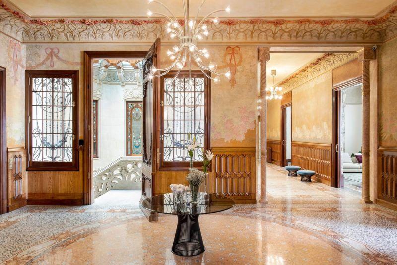 Casa Burés: viviendas contemporáneas en Barcelona