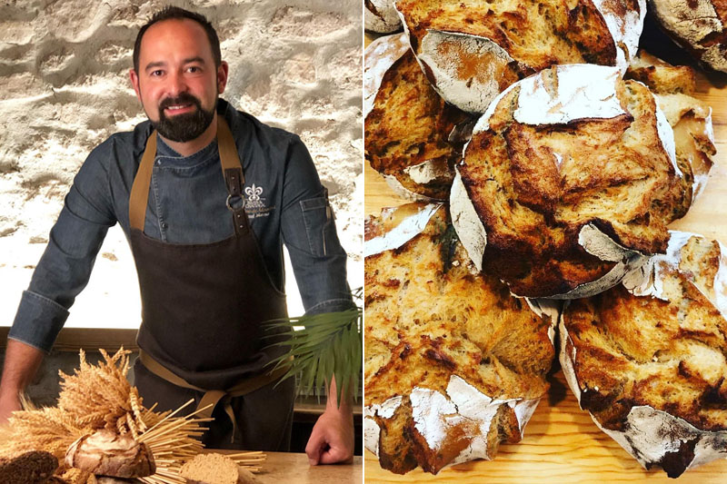 Cómo hacer pan de masa madre en casa: Kit infalible online