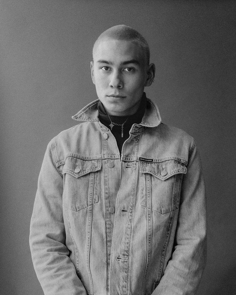 Evan Mock, el famoso skater acaba de cumplir 23 años