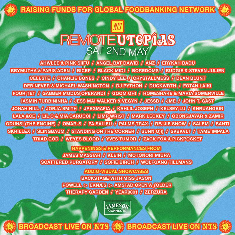 24h de música non stop: Festival Remote Utopias