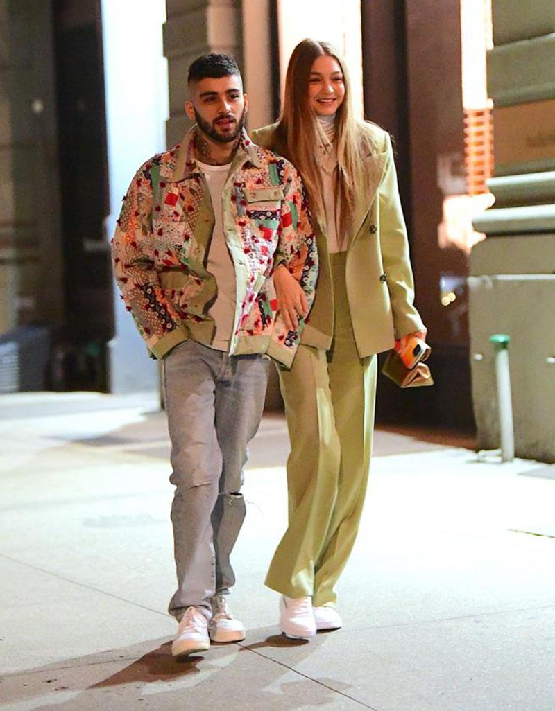Gigi Hadid y Zayn Malik ¿embarazadados?