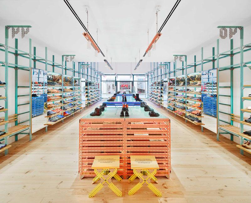Jorge Penadés: DIY en la tienda Camper de Málaga
