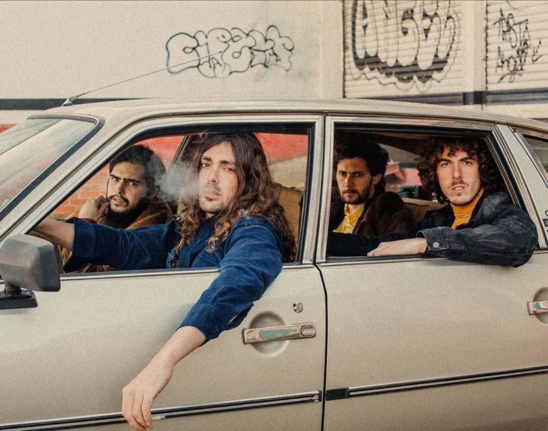 Los Estanques o el inefable grupo de ¿rock?