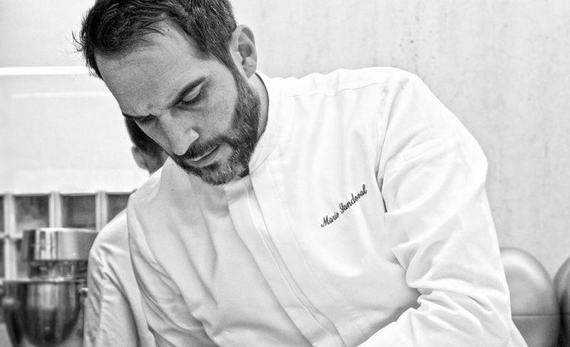 Entrevista con el chef Mario Sandoval del restaurante Coque