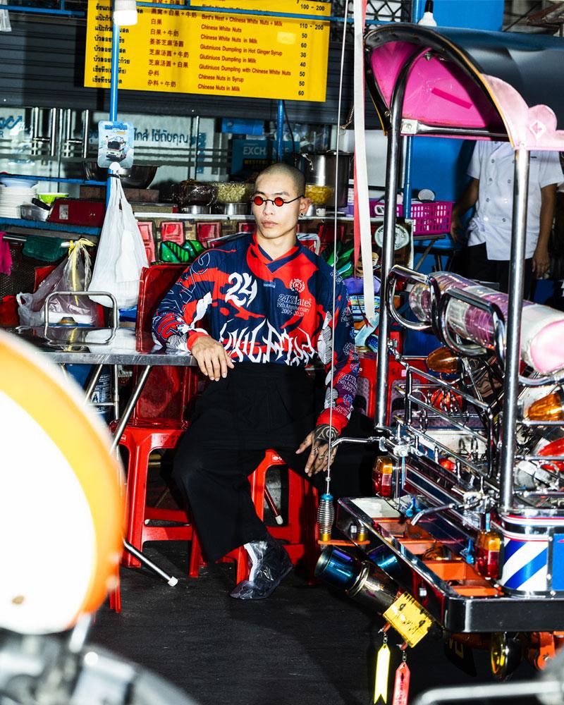 Bangkok, mascarillas y zapatillas: el antes y el ahora