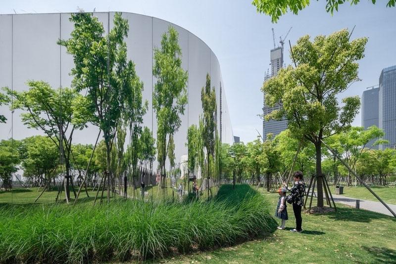 Open Arquitectura: Depósitos convertidos en Museo de Arte