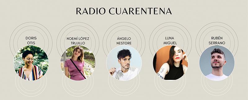 Quedate en Casa escuchando Radio Cuarentena