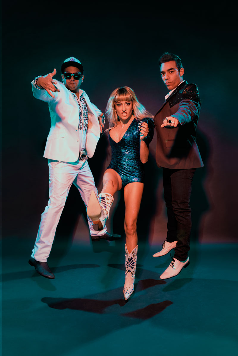 Trezor, buena música de baile desde Barcelona
