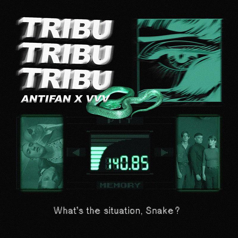 Antifan y VVV (Trippin'You) sacan nuevo tema